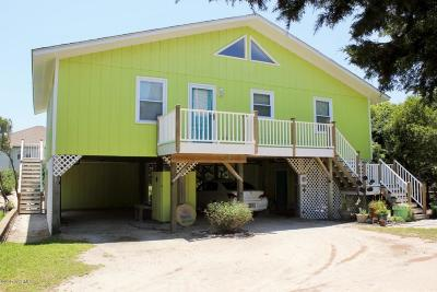 Emerald Isle Single Family Home For Sale: 103 W Clark Street