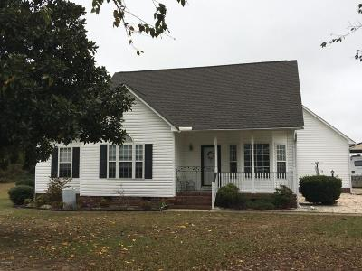 Nash County Single Family Home For Sale: 10751 McKenzie Road