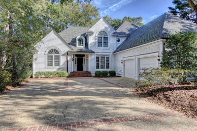Wilmington Single Family Home For Sale: 1702 Landfall Drive