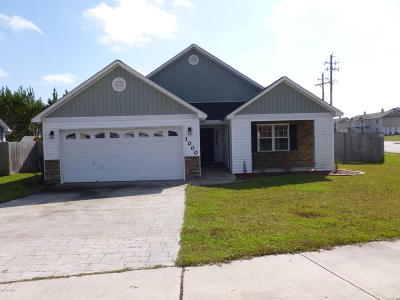 Jacksonville Single Family Home For Sale: 1000 W Wt Whitehead Drive