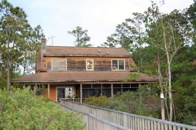 Beaufort Single Family Home For Sale: 205 Sunset Point Road