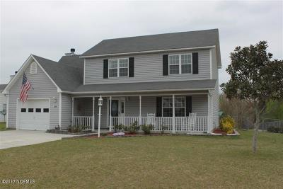 Jacksonville Single Family Home For Sale: 139 Wigeon Road