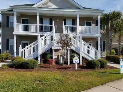 Sunset Beach Condo/Townhouse For Sale: 981 Great Egret Circle SW #2