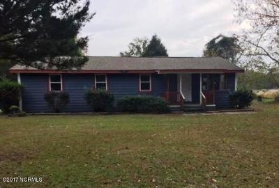 Hubert Single Family Home For Sale: 454 Hubert Boulevard