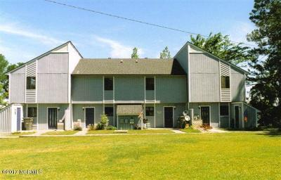 Sneads Ferry Rental For Rent: 185 Riverside Drive #1 And 2