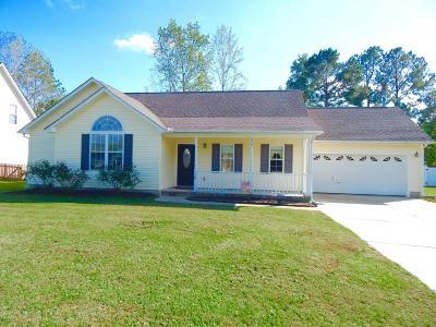 Havelock Single Family Home For Sale: 118 Farina Drive