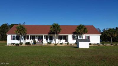Winnabow Single Family Home For Sale: 804 Joseph Willetts Drive SE