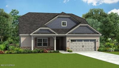 Wilmington Single Family Home Active Contingent: 6057 Otter Tail Trail