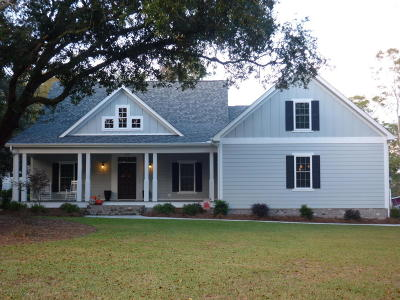 Swansboro Single Family Home For Sale: 212 Wild Oak Drive