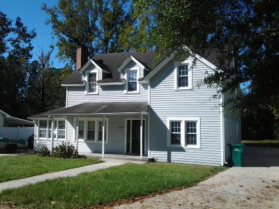 Whiteville NC Single Family Home For Sale: $199,000