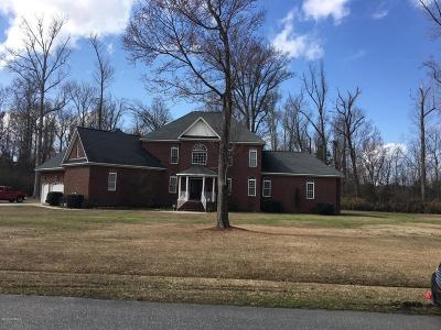 Winterville Single Family Home For Sale: 4000 Sterling Trace