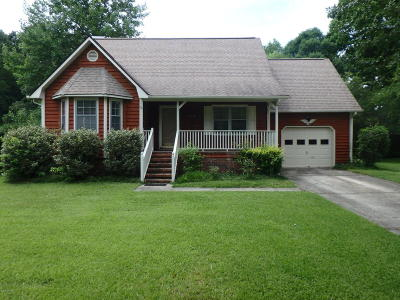 Onslow County Single Family Home For Sale: 714 Stonewall Avenue