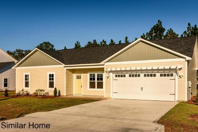 Hubert Single Family Home For Sale: 324 Holbrook Lane