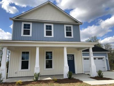 Onslow County Single Family Home For Sale: 312 Holbrook Lane
