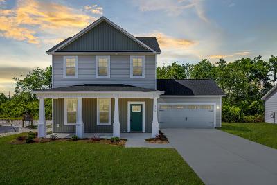Hubert Single Family Home For Sale: 316 Holbrook Lane
