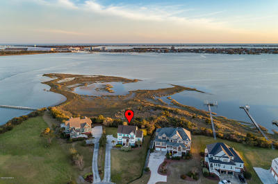 Morehead City Single Family Home For Sale: 503 Shell Pointe