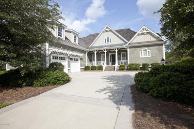 Wilmington Single Family Home For Sale: 1817 S Moorings Drive