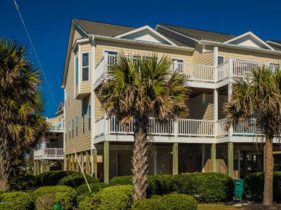 Onslow County Single Family Home For Sale: 302 Sea Star Circle #K