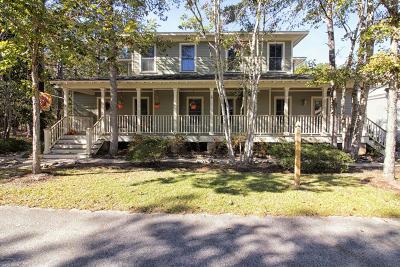 Shallotte Single Family Home For Sale: 518-520 Sylvan Street SW
