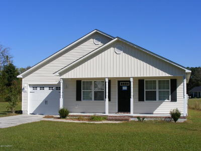 Jacksonville Single Family Home Active Contingent: 302 Reid Court N