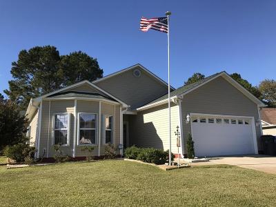 Shallotte Single Family Home For Sale: 115 Wild Raven Street
