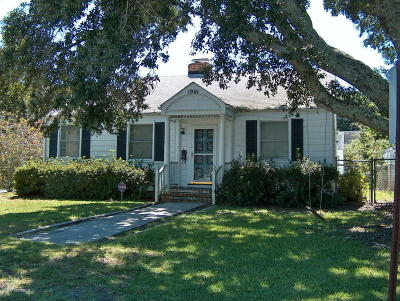 Morehead City Single Family Home For Sale: 1901 Bridges Street
