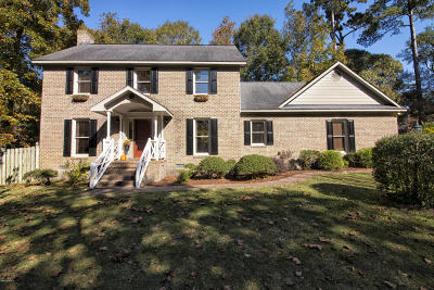 Hampstead Single Family Home For Sale: 321 Creekview Drive