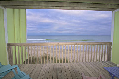 Surf City Condo/Townhouse For Sale: 918 N New River Drive #112