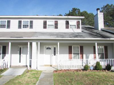 Jacksonville Rental For Rent: 776 Pinewood Drive