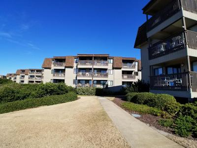 Atlantic Beach Condo/Townhouse For Sale: 2008 E Fort Macon Road #6b
