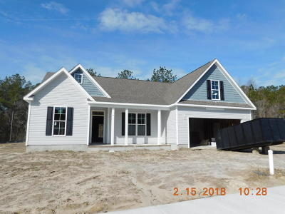 Swansboro Single Family Home For Sale: 106 Shadow Creek Drive
