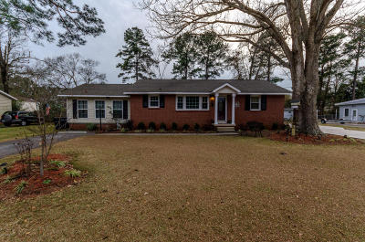 Jacksonville Single Family Home For Sale: 607 Decatur Road