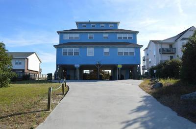 Emerald Isle Condo/Townhouse For Sale: 3315 Ocean Drive #E