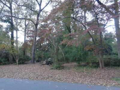 Trent Woods Residential Lots & Land For Sale: 3608 Fox Chase Road