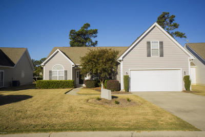 Southport Single Family Home For Sale: 4978 Summerswell Lane