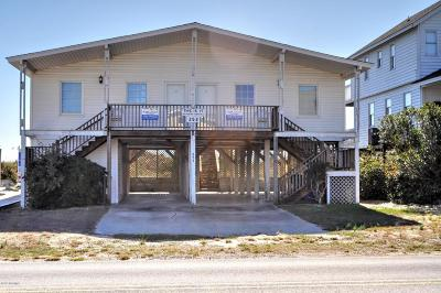 Ocean Isle Beach Single Family Home For Sale: 252 E First Street