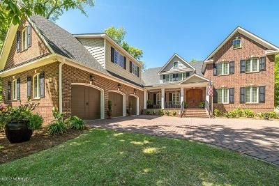 Cape Carteret Single Family Home For Sale: 507 Deer Creek Drive