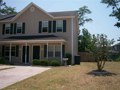 Jacksonville Rental For Rent: 107 Pisgah Court