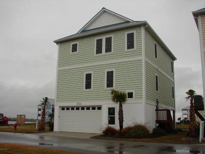 North Topsail Beach, Surf City, Topsail Beach Single Family Home For Sale: 932 Observation Lane