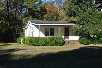 Beaufort Single Family Home For Sale: 229 Leonda Drive