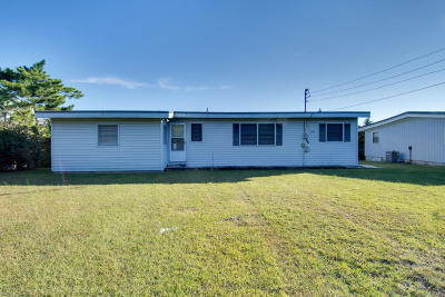 Emerald Isle NC Single Family Home For Sale: $425,000