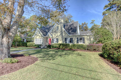 Wilmington Single Family Home For Sale: 2519 Guilford Avenue