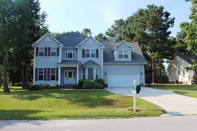Sneads Ferry Rental For Rent: 322 Osprey Point Drive