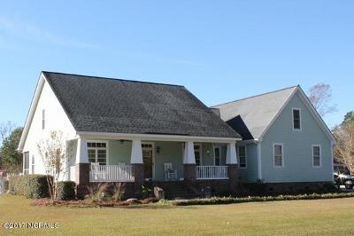 Beaufort Single Family Home For Sale: 101 Tiffany Way