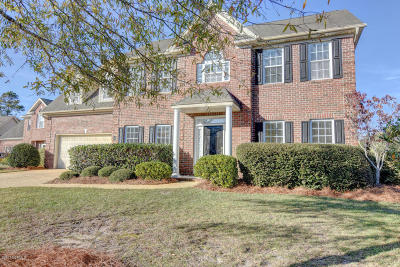 Winnabow Single Family Home For Sale: 1308 Wakefield Court