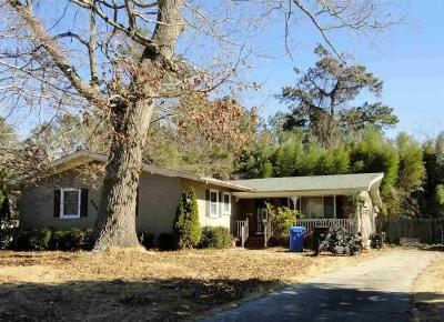 Jacksonville Single Family Home For Sale: 306 Long Acre Drive