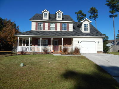 Jacksonville Single Family Home For Sale: 106 Winfall Court