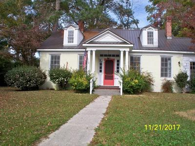 Rose Hill NC Single Family Home For Sale: $154,900
