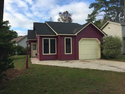 Calabash Single Family Home For Sale: 1060 Valley Drive