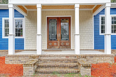Wilmington Single Family Home For Sale: 129 Bump Along Road